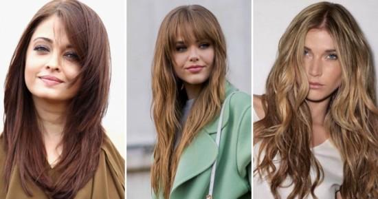 Прически на длинные волосы: что сейчас в моде?