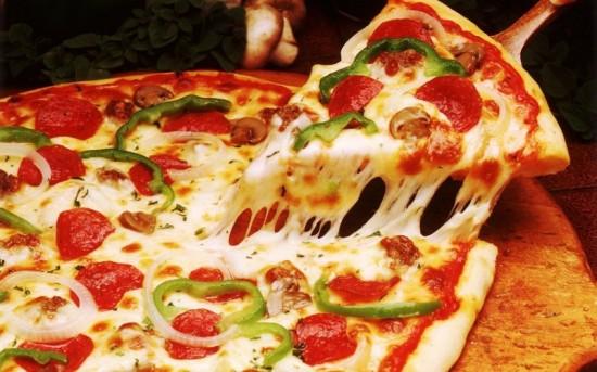 Какая пицца является самой необычной в мире?
