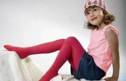 Как выбрать хорошие колготки для ребенка?