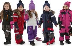 «Didriksons» — практичная одежда для детей