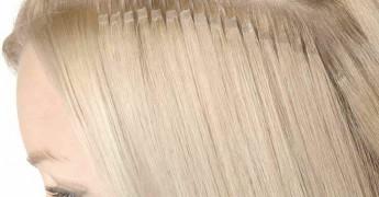 Популярные способы капсульного наращивания волос