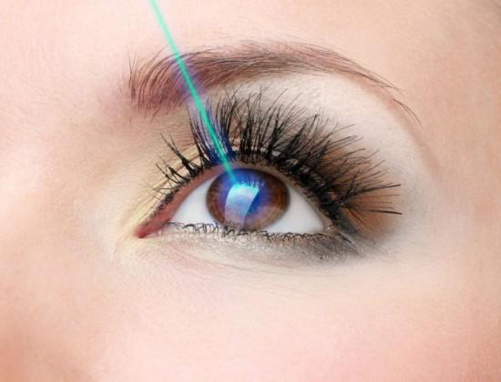 Коррекция зрения: особенности процедуры