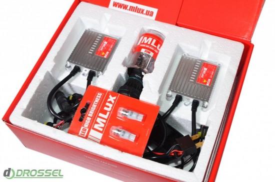 Недорогие комплекты биксенона Mlux в интернет-магазине «Drossel»