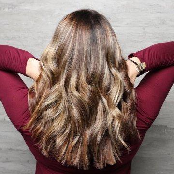 Модное женское окрашивание волос: что сейчас в тренде?
